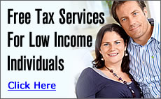 Free Tax Service for Low Income Individuals